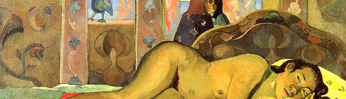 Artists A-Z - Paul Gauguin
