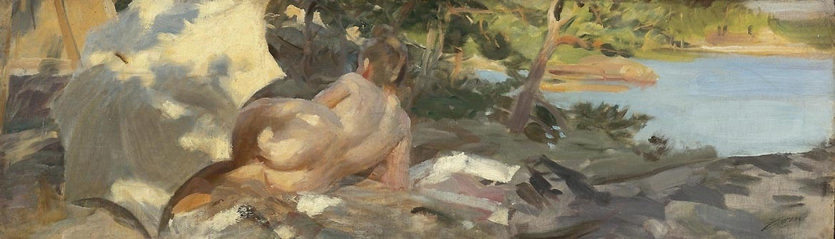 Artists - Anders Zorn