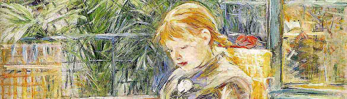 Artists - Berthe Morisot