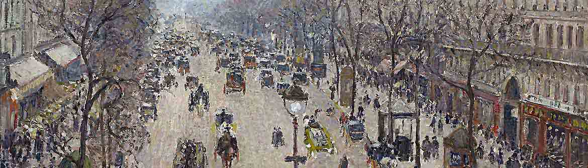 Artists - Camille Pissarro
