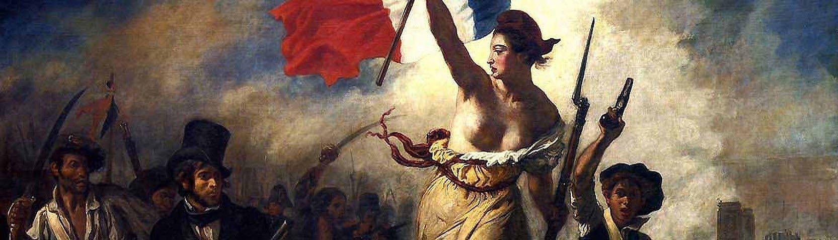 Artists - Eugène Delacroix