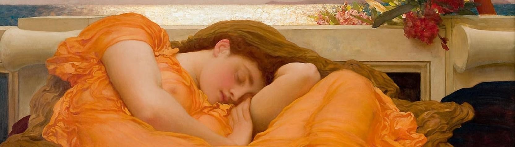 Artists - Frederic Leighton