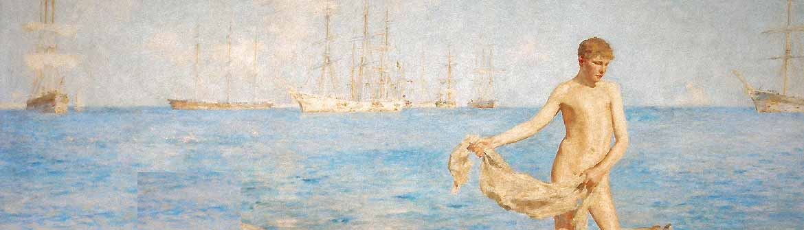 Artists - Henry Scott Tuke