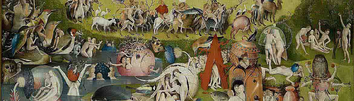 Artists - Hieronymus Bosch