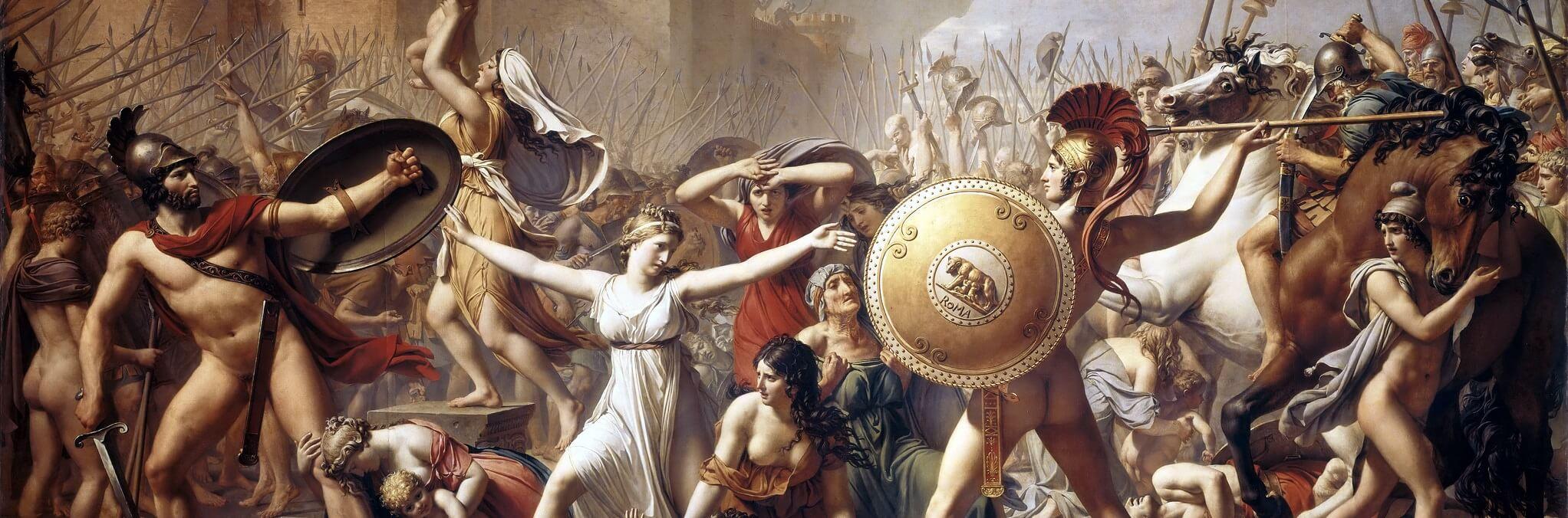 Artists - Jacques-Louis David