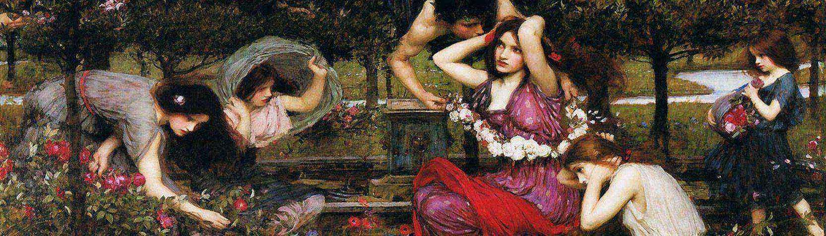 Artists - John William Waterhouse