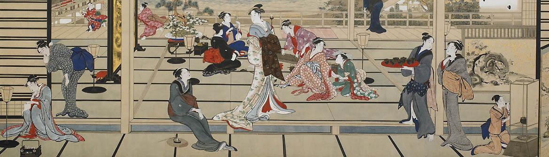 Artists - Kitagawa Utamaro