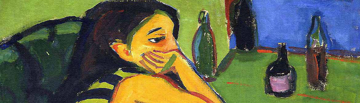 Artists - Ernst Ludwig Kirchner