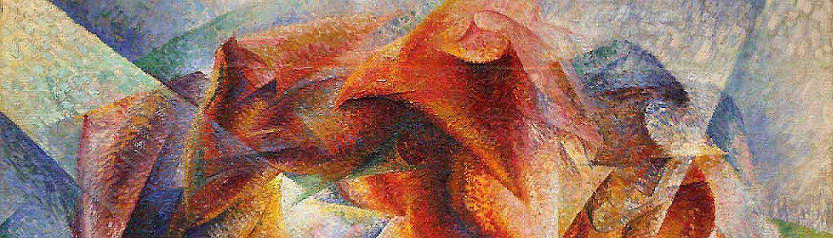 Artists - Umberto Boccioni