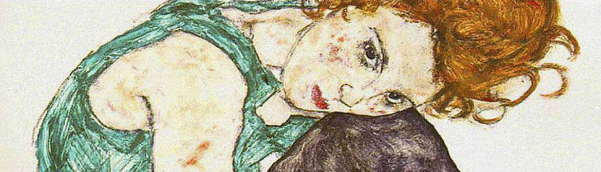 Artists - Egon Schiele