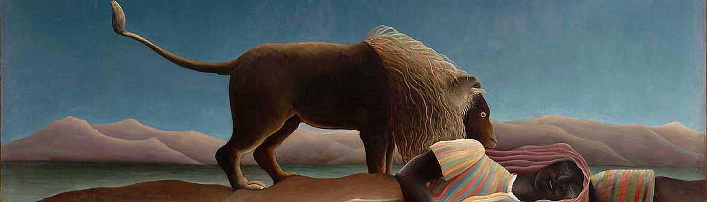 Artists - Henri Rousseau