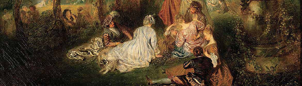 Artists - Antoine Watteau