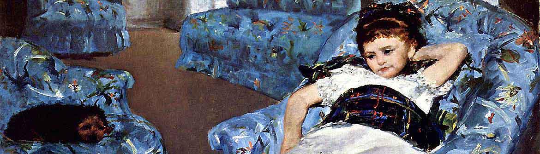 Artists - Mary Cassatt