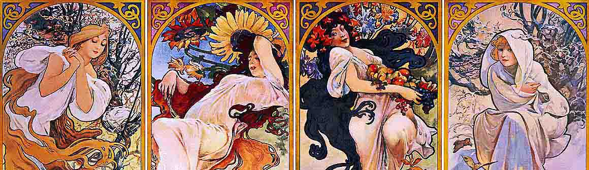 Artists - Alfons Mucha
