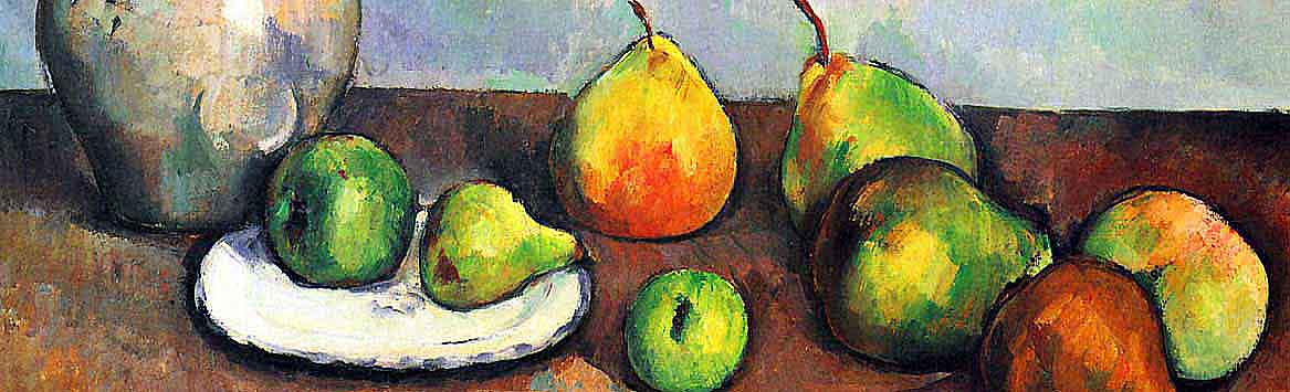 Artists - Paul Cézanne