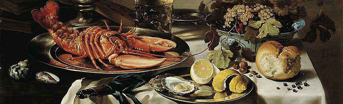 Artists - Pieter Claesz.