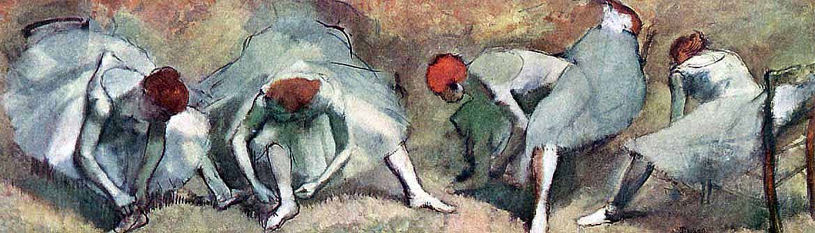 Artists - Edgar Degas