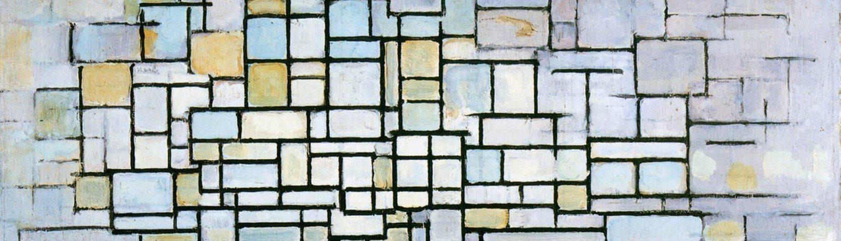 Artists A-Z - Piet Mondrian