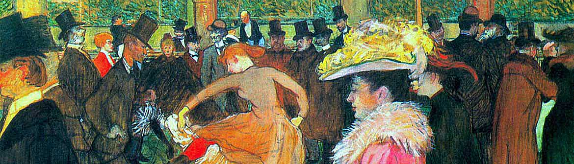 Artists A-Z - Henri de Toulouse-Lautrec