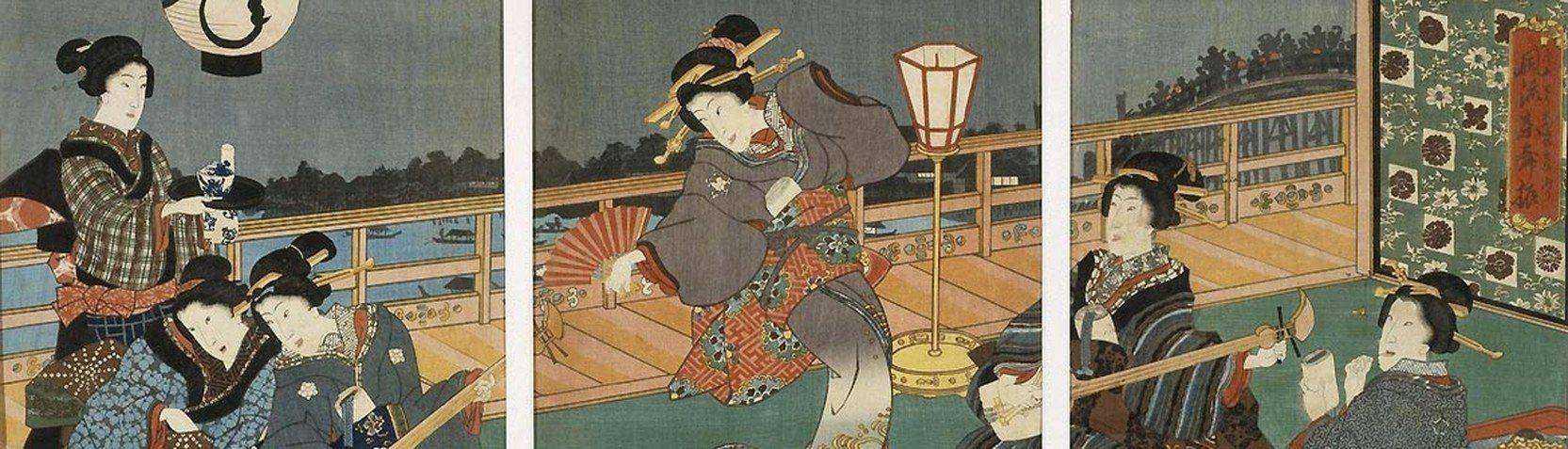 Artists - Utagawa Kunisada