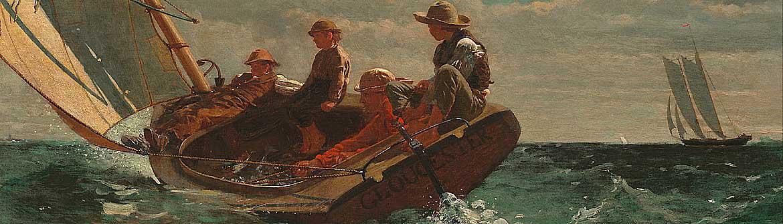 Artists - Winslow Homer