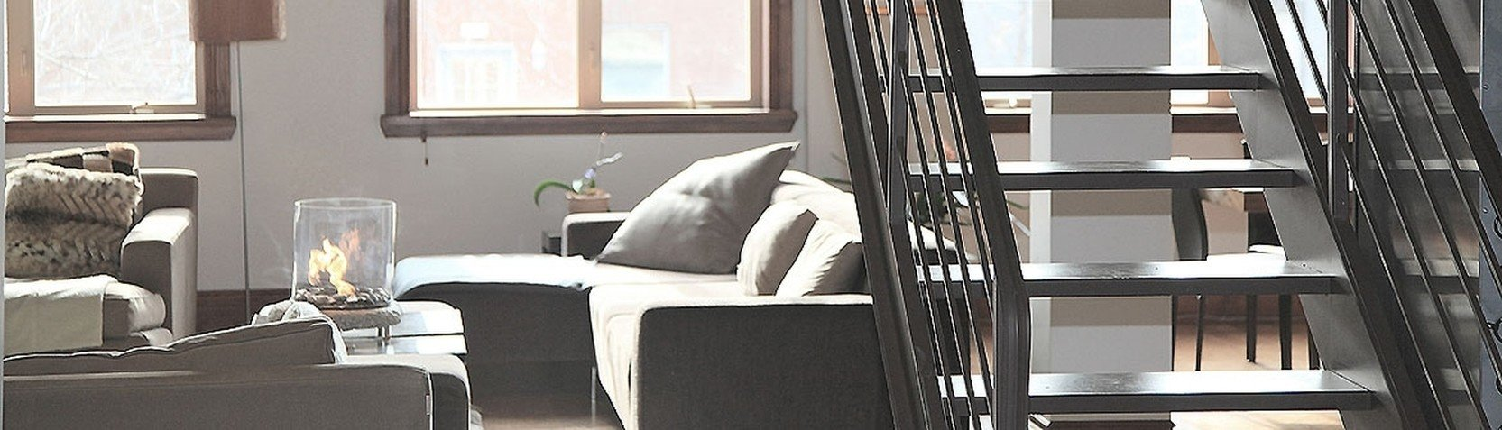 Interior Styles - Industrial Style