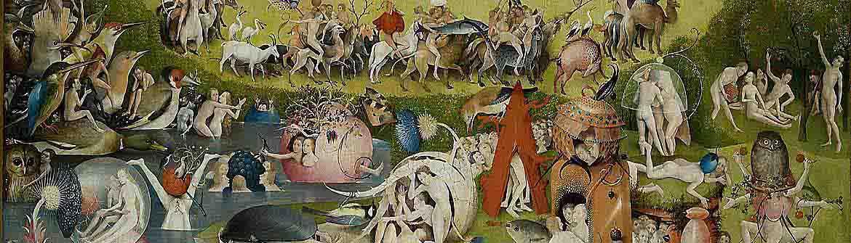 Artists - Hieronymus Bosch
